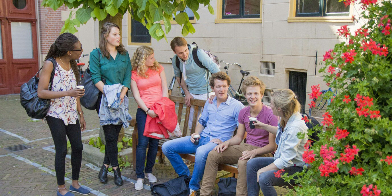 Dutch for University of Groningen Students and Staff