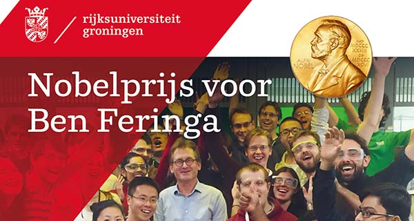Nobel Prize for Ben Feringa
