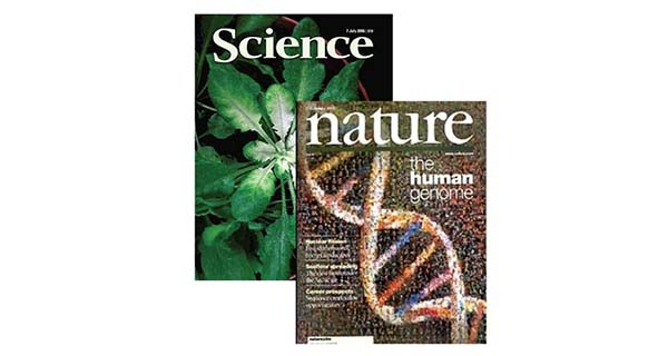 Nature and Science articles