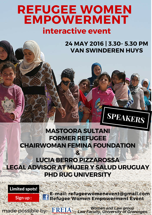Refugee Women Event