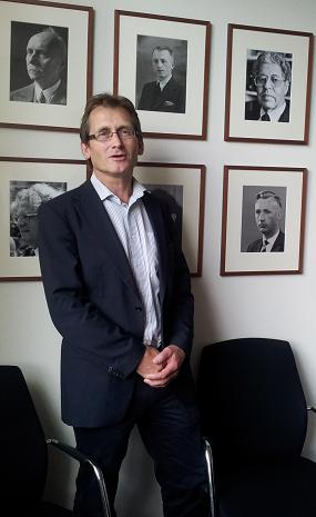 Nobelprijs Chemie 2016 voor Ben Feringa