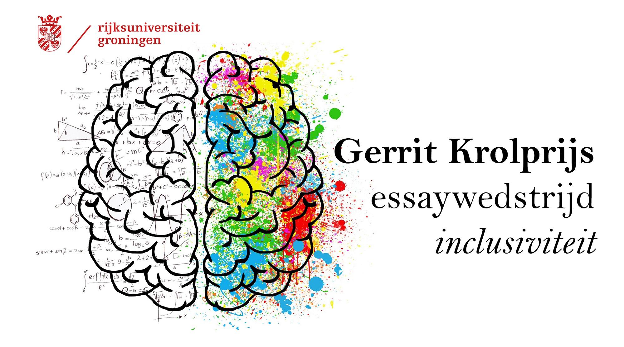 Gerrit Krolprijs essaywedstrijd inclusiviteit