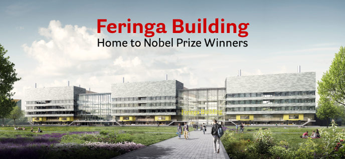 Feringa Building: Home to Nobel Prize Winners