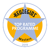 Keuzegids: Top rated programme Masters 2019