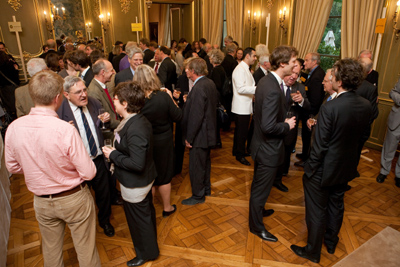 Alumni meeting in Paris
