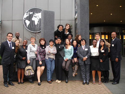 Holland Alumni Conference in The Hague