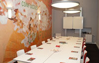 conference room Confucius Institute