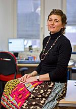 Sabrina Corbellini (photo: Michel de Groot)