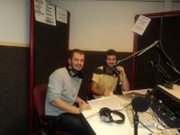 Ivo in the studio
