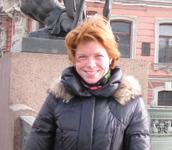 Dutch alumna Berdien lives in St. Petersburg