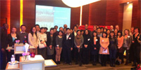 Shanghai alumni group picture