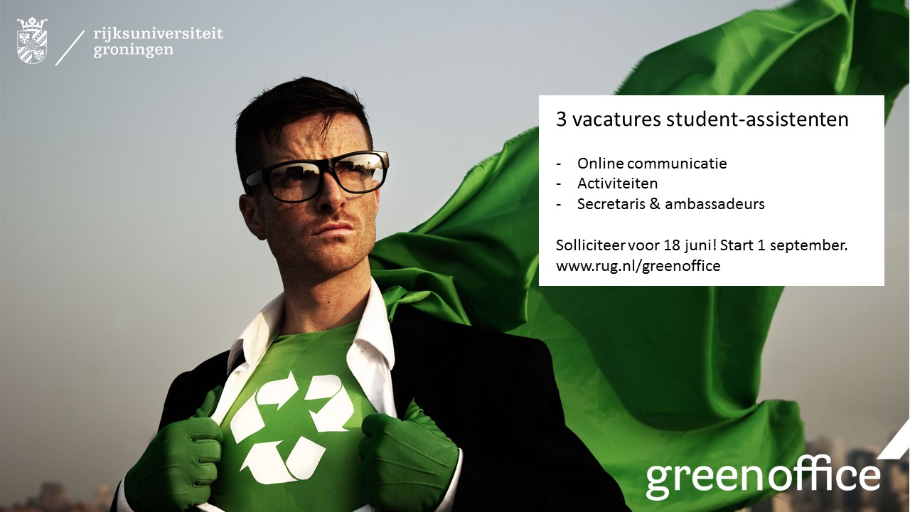 Vacatures Green Office