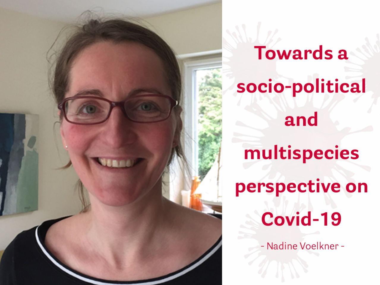 Towards a socio-political and multispecies perspective on Covid-19 | Aletta  Jacobs School of Public Health | Rijksuniversiteit Groningen