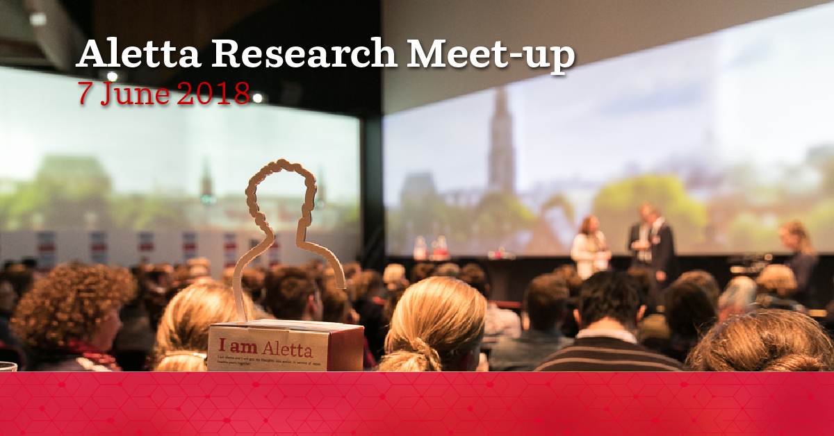 Aletta Research Meet-up