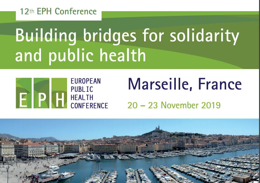 12th European Public Health Conference