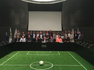Alumni event at FIFA in Zurich, 29 November 2016
