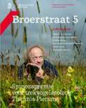 Cover Broerstaat 5 with Theunis Piersma