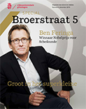 cover Broerstraat 5, Nummer 4, december 2016