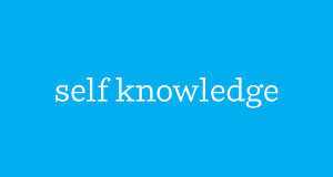 Selfknowledge