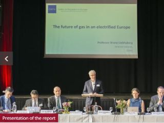 Presentation of the report in Brussel