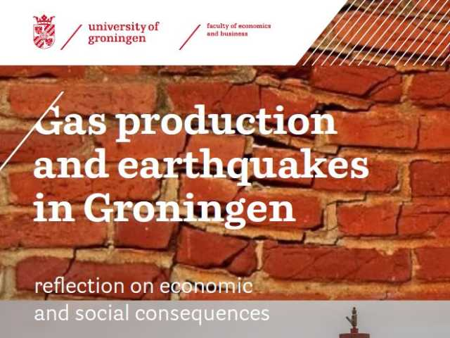 Rapport Gas production and earthquakes in Groningen