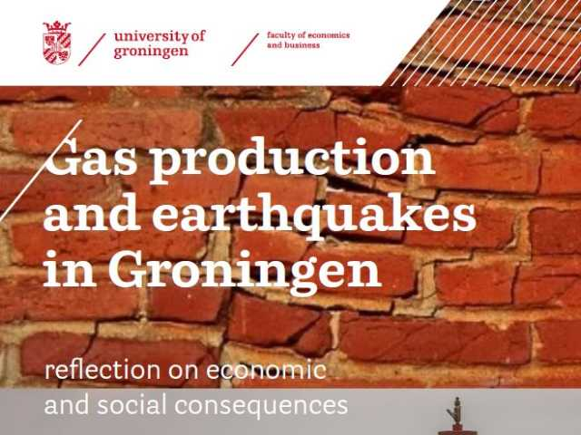 Report Gas production and earthquakes in Groningen