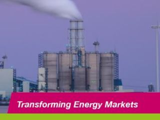 Transforming Energy Markets