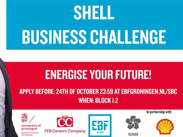Shell Business Challenge