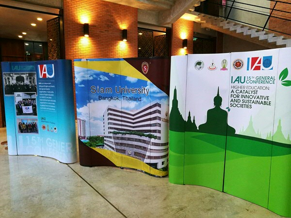 Campus Fryslân present at 15th IAU General Conference