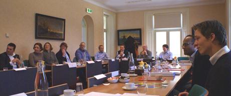 Ronde Tafel Groningen.Ronde Tafels Basisleden Meetings Rijksuniversiteit