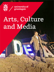 Brochure over de opleiding Kunsten, Cultuur en Media