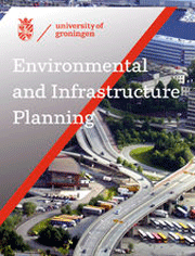 Brochure over de opleiding Environmental and Infrastructure Planning