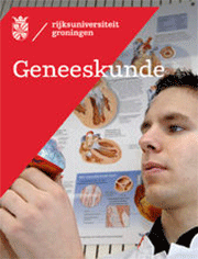 Brochure over de opleiding Medicine, profile Global Health