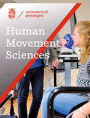 Brochure over de opleiding Human Movement Sciences