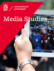 Brochure over de opleiding Media Studies