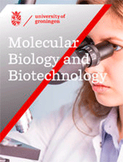 Brochure over de opleiding Molecular Biology and Biotechnology
