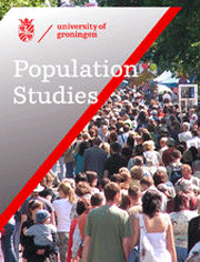 Brochure over de opleiding Population Studies