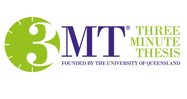 3 Minute Thesis Competition 2018