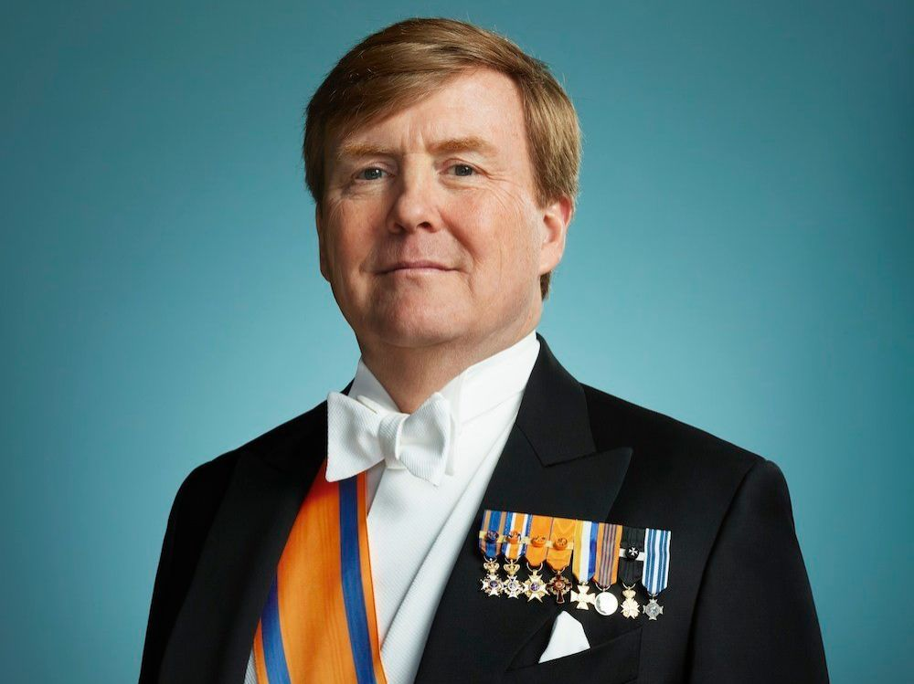 Willem-Alexander Claus George Ferdinand aka The King of the Netherlands