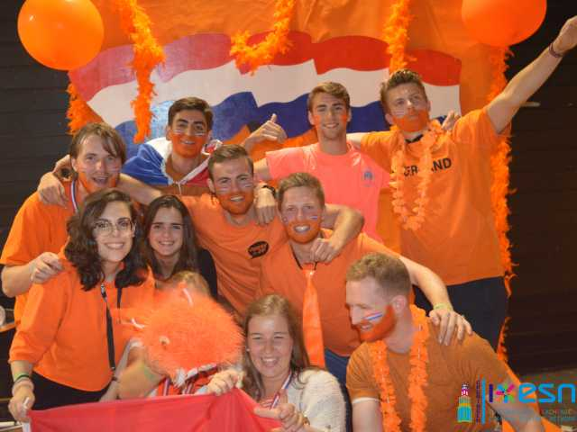ESN week: party like the Dutch!