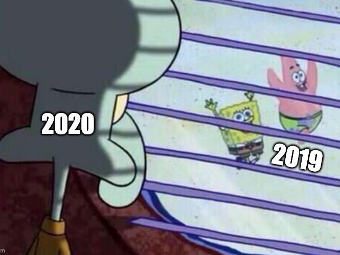2020 in a nutshell