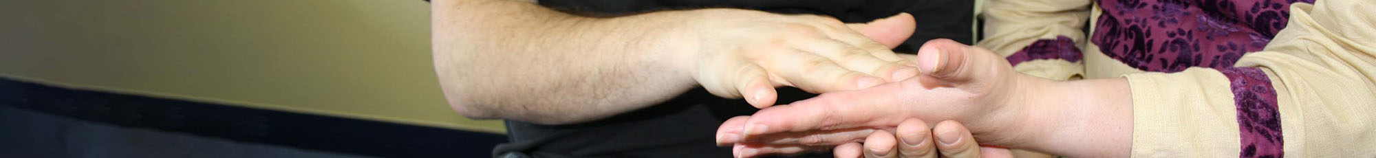 Header image Communication and Deafblindness
