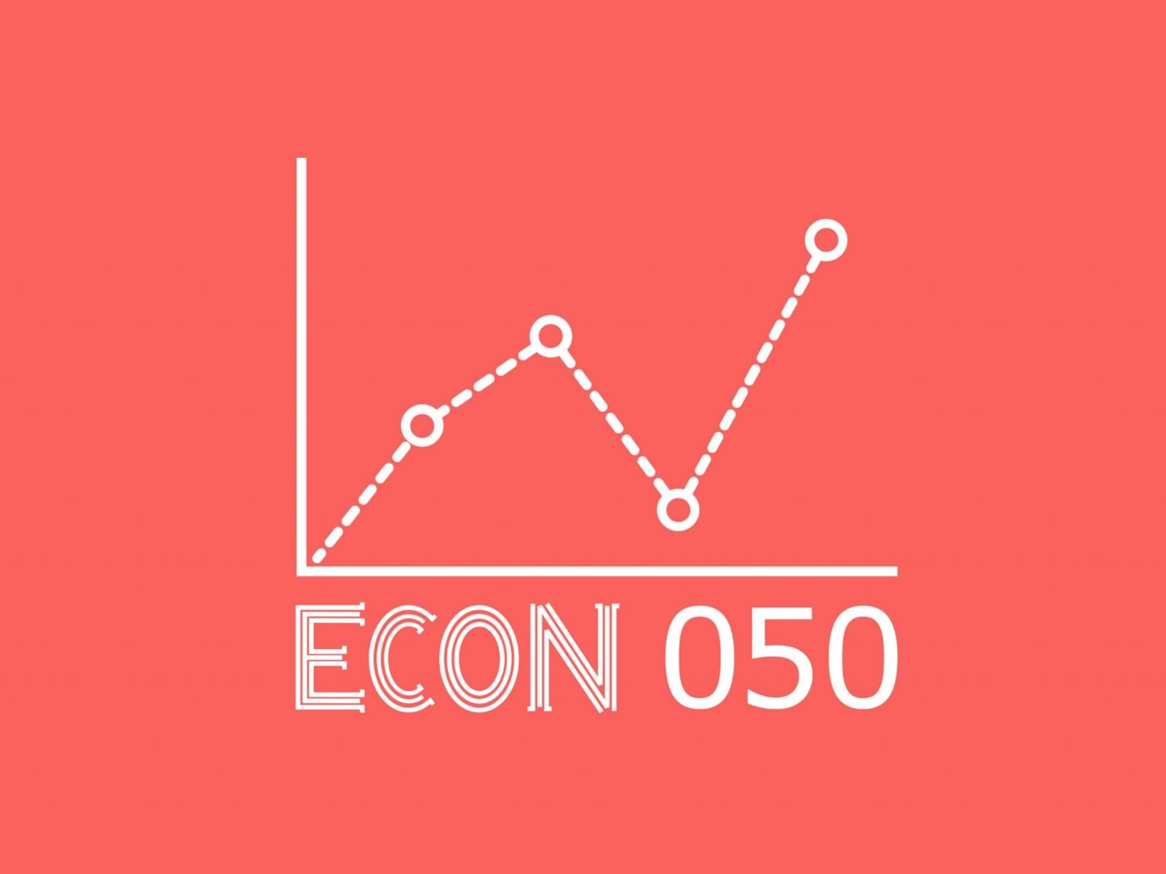Econ 050 is a podcast made in partnership between the Faculty of Economics and Business and The Northern Times.
