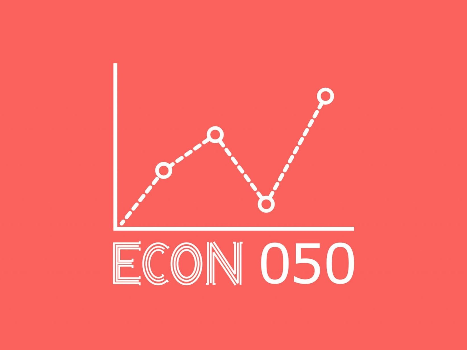 Econ 050 is a podcast on economics and business made by the Faculty of Economics and Business in collaboration with the Northern Times.