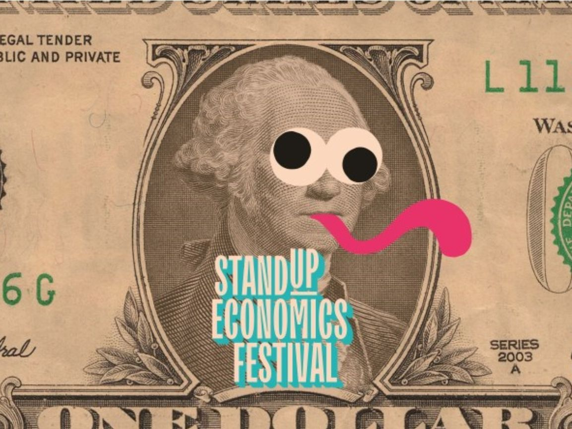 In the Standup Economics festival, eight experts from the Faculty of Economics and Business shed light on important economic topics through wit and humour.
