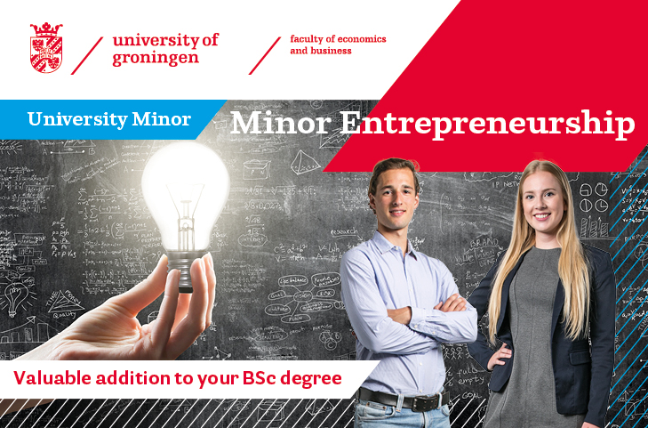 Banner of Minor Entrepreneurship