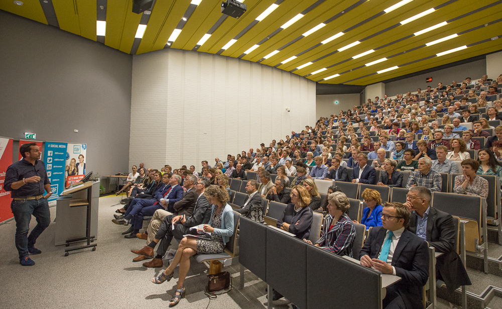 Opening ceremony with guest lecture