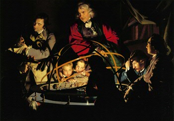 Joseph Wright of Derby: A Philosopher Lecturing on the Orrery
