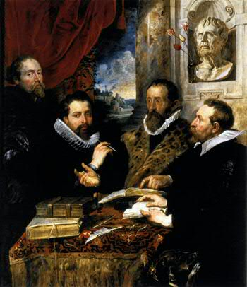 Peter Paul Rubens: The Four Philosophers