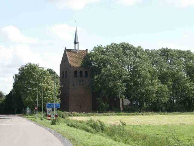 The village of Garmerwolde (source: www.garmerwolde.net)